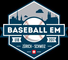 Baseball Junioren EM 2017